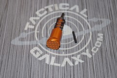 AR15 TIMBER CREEK ANODIZE ORANGE FOWARD ASSIST 2