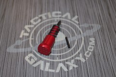 AR15 TIMBER CREEK ANODIZE RED FOWARD ASSIST 2