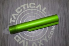 Green Anodized mil-spec  AR15 / M16 / M4  Buffer Extension Tube