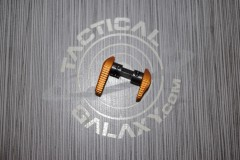 Timber creek Orange Anodized AMBI SAFETY for AR15