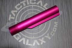 Pink Anodized mil-spec  AR15 / M16 / M4  Buffer Extension Tube