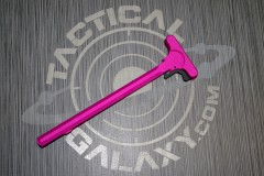 Pink Anodized AR15 Charging Handle