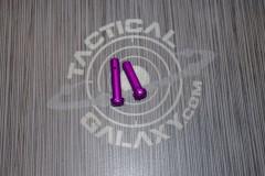 ALL PURPLE ANODIZED AR-15 GUN PARTS