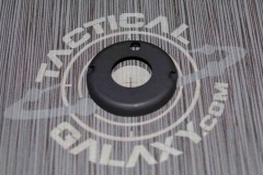 ".750"" ROUND HANDGUARD CAP BLACK"