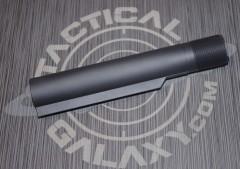 STEATH GREY AR-15 mil-spec cerakote buffer tube