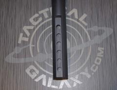 STEATH GREY AR-15 mil-spec cerakote buffer tube 6 position