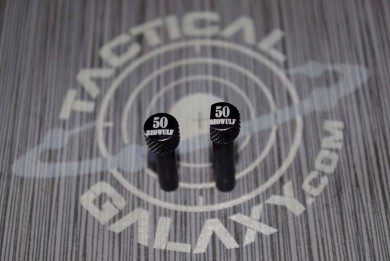 AR-15 Extended Takedown Pins - 50 Beowulf