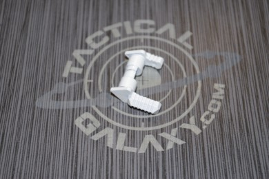 AR15 GEN 2 AMBI SAFETY SELECTOR LEVER WHITE CERAKOTE