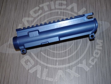 AR-15 Blue Anodized upper for AR15