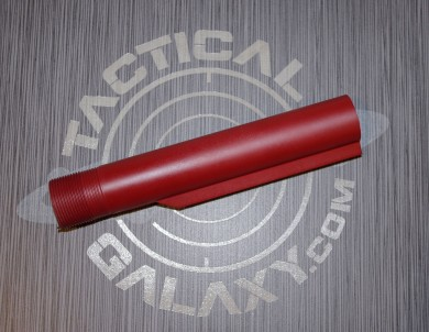 BUFFER TUBE for AR15 CRIMSON RED Cerakote -mil-spec