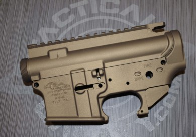AR15 LOWER and UPPER COMBO SETS  ***FFL REQUIRED BURNT BRONZE CERAKOTE
