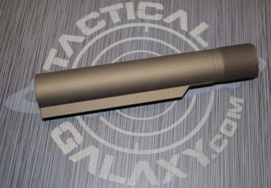 BUFFER TUBE for AR15 BURNT BRONZE CERAKOTE