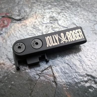 SLIDE RACKER / CHARGING HANDLE FOR GLOCK - Jolly Roger