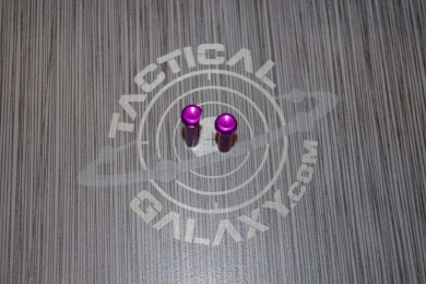 AR 15 Purple Anodized pins for 223 Timber Creek