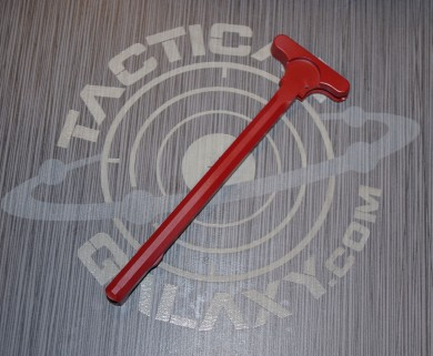 CRIMSON RED CERAKOTE AR15 CHARGING HANDLE