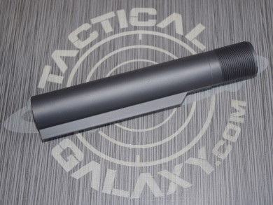 BUFFER TUBE FOR AR15 SNIPER GREY CERAKOTE MIL-SPEC