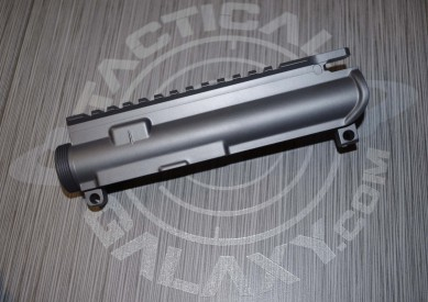 UPPER FOR AR15 SNIPER GREY CERAKOTE
