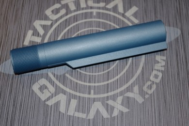 BUFFER TUBE FOR AR15 TITANIUM BLUE CERAKOTE (MIL-SPEC)