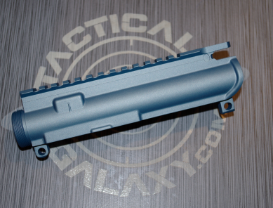 upper for AR15 TITANIUM BLUE CERAKOTE