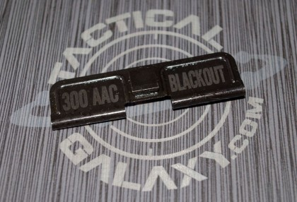 AR-15 300 AAC BLACKOUT Ejection Port Dust Cover