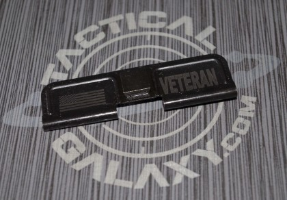 AR-15 U.S. FLAG VETERAN Ejection Port Dust Cover