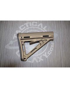 AR-15 Burnt Bronze Cerakote MOE Carbine Stock
