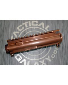 AR15 Brown Anodized upper for AR15