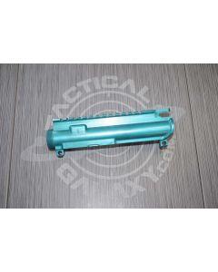 AR15 Teal Anodized upper for AR15