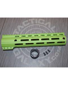 "Tactical Galaxy 10"" Zombie Green Handgaurd"