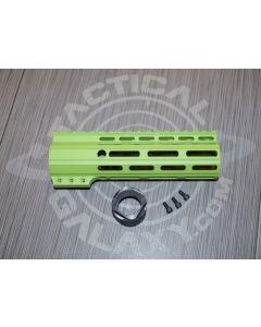 "Tactical Galaxy 4"" Zombie Green Handgaurd"