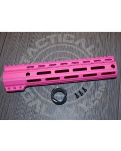 "Tactical Galaxy 10"" Pink Handgaurd"