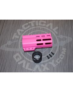 "Tactical Galaxy 4"" Pink Handgaurd"