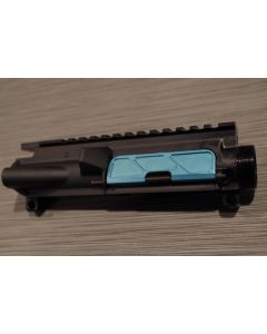 Teal Anodized AR15 Ejection Port Dust Cover