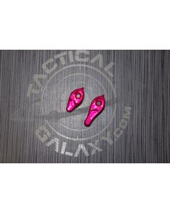 AR15 PINK Anodized AMBIDEXTROUS SAFETY