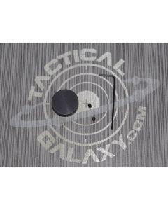AR15 and AR10  FORWARD ASSIST CAP BLANK