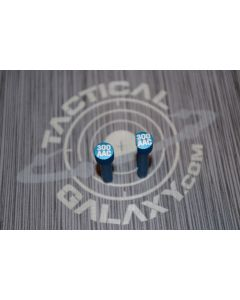 223_pins- PUNISHER-BLUE (anodized)