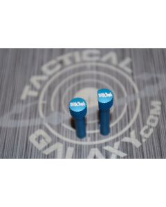 AR-15 Blue ANODIZE WE THE PEOPLE AR Pins