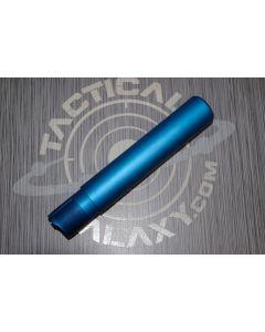 BLUE Anodized PISTOL SIZE  AR15 / M16 / M4  Buffer  Tube