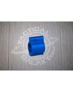 AR-15 BLUE ANODIZED LOW PROFILE GAS BLOCK