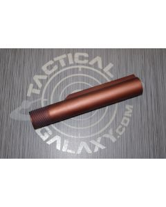 CAMO BROWN Anodized mil-spec  AR-15 / M-16 / M-4  Buffer Extension Tube