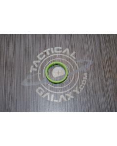 AR15 / AR10 CASTLE NUT FOR BUFFER TUBE 223 / LR 308 ZOMBIE GREEN CERAKOTE