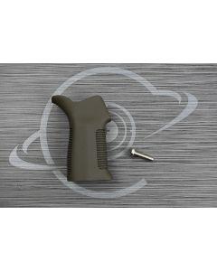 ODG Cerakote AR15 17° pistol grip ( Olive Drab Green )