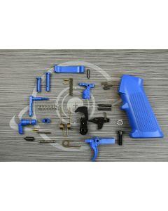 BLUE Cerakote anderson LPK ( lower parts kit )