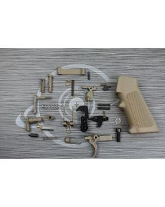 FDE Cerakote anderson LPK ( lower parts kit )