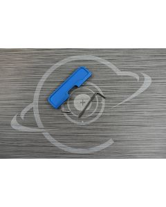 adjustable blue dust cover for AR15