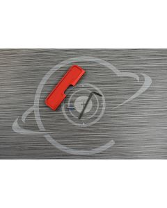 adjustable red dust cover for AR15