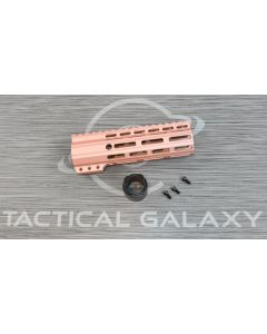 "Tactical Galaxy 7""  rose gold Handgaurd"