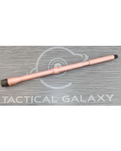 """rose gold Cerakote 300 AAC BLACKOUT AR15 16"""" barrel"""