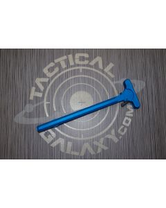 AR15 Electric Blue Anodized charging handle