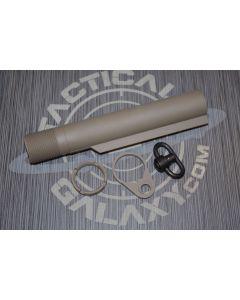 AR15 FDE cerakote 3 pc rear kit
